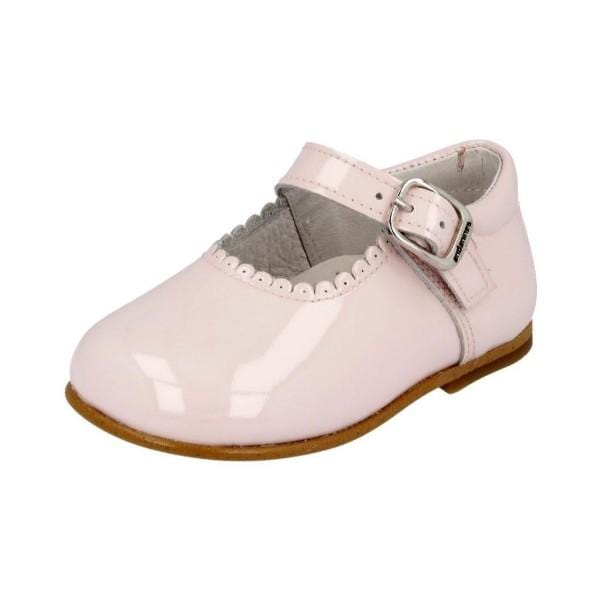 ANDANINES - Mary Jane Shoe - Light Pink