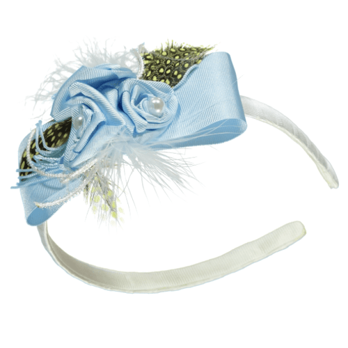 Piccola Speranza - Hairband - Blue