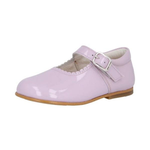 ANDANINES LILAC MARY JANE SHOE