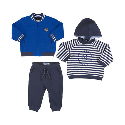 MAYORAL TODDLER  BLUE 2 TOP TRACKSUIT