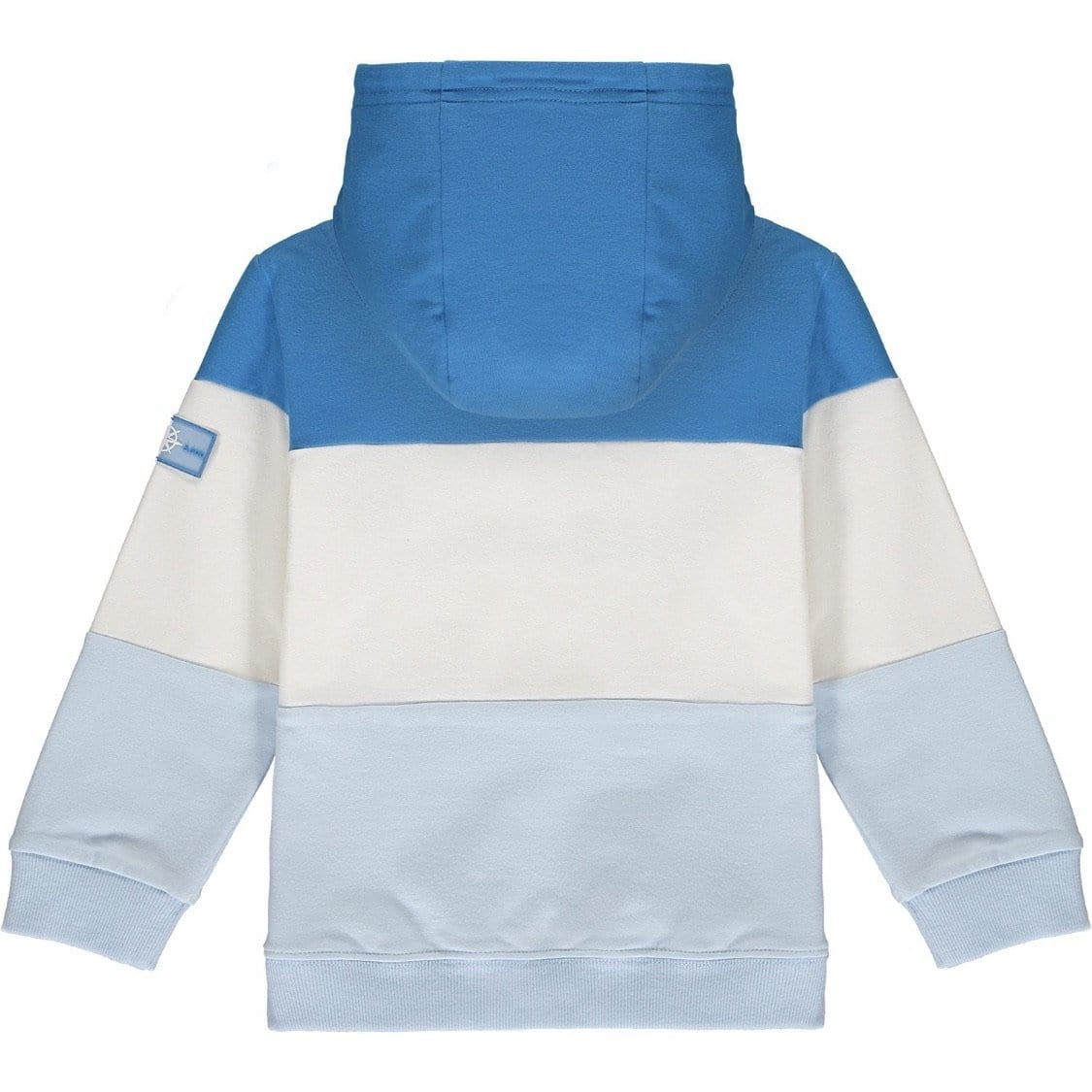 MITCH & SON BLOCK BRILLIANT BLUE HOODY TRACKSUIT MS1433 DIEGO