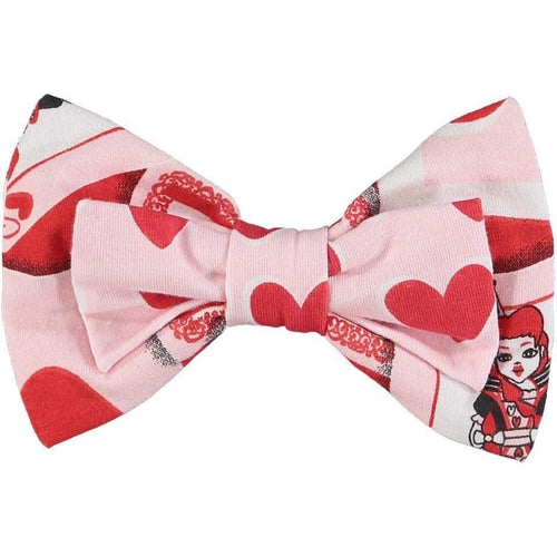 PRE ORDER A DEE QUEEN OF HEARTS HAIR CLIP