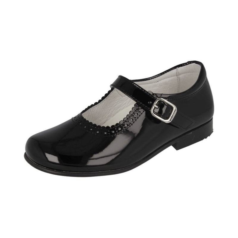 ANDANINES - Mary Jane Shoe - Black