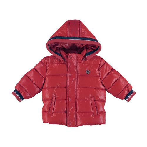 MAYORAL CHERRY RED COAT