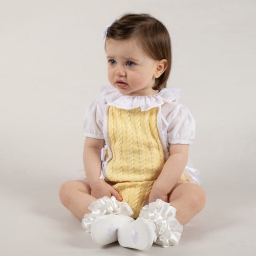 CARAMELO KIDS LEMON TWO PIECE SET