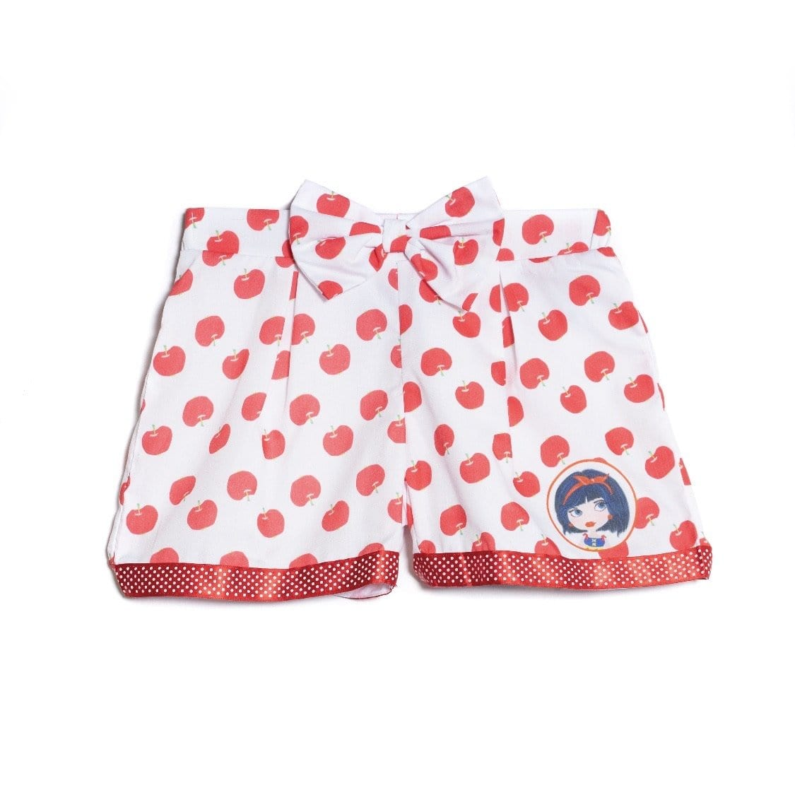 ROSALITA SENORITAS RED APPLE TOP & SHORT SET
