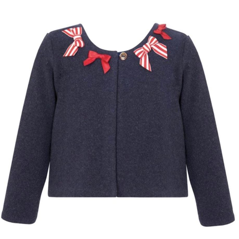 PRE ORDER BALLOON CHIC NAUTICAL CARDIGAN