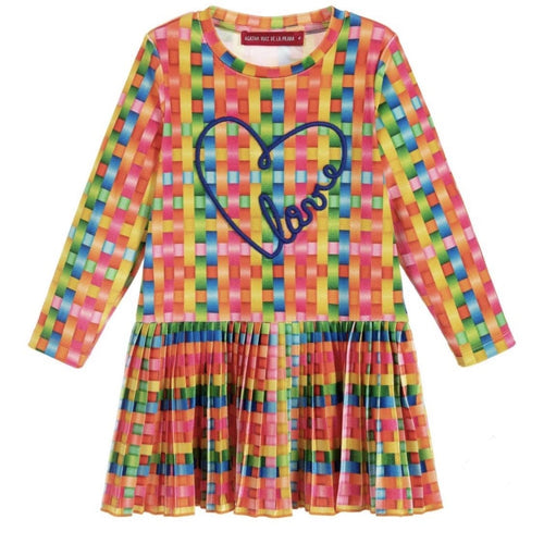 AGATHA RUIZ DE LA PRADA HEART DRESS
