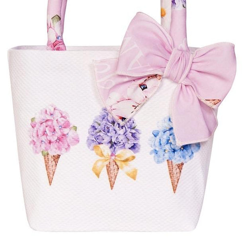 PRE ORDER BALLOON CHIC ICE CREAM PINK HAND BAG