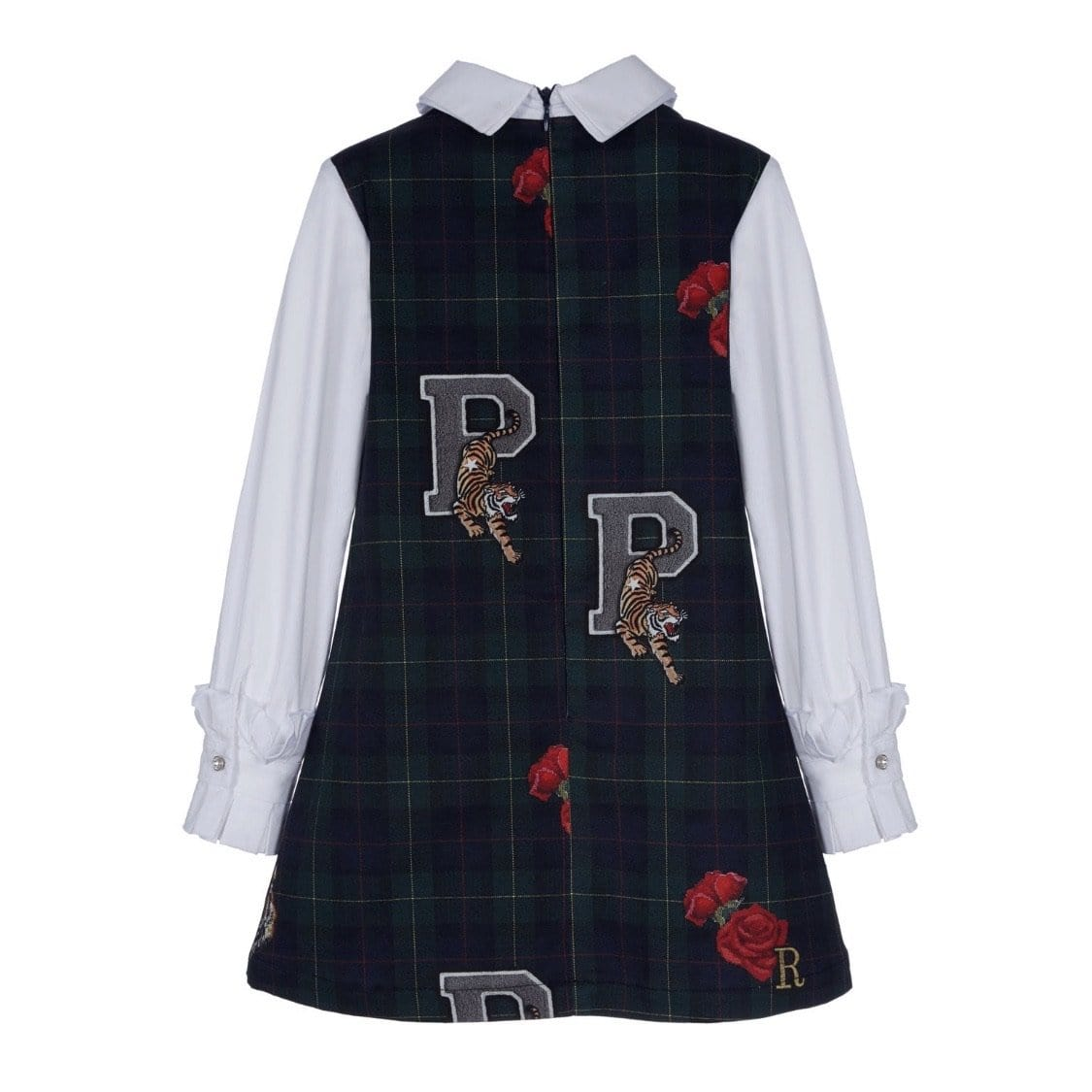 LAPIN HOUSE P PINAFORE DRESS