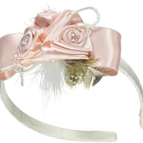 Piccola Speranza - Hairband - Pink