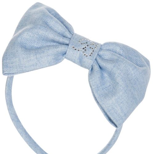 PRE ORDER BALLOON CHIC  BABY  BLUE HAIRBAND