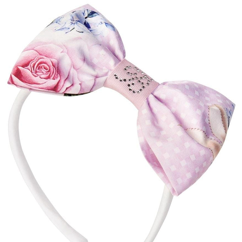 BALLOON CHIC - Rose Hairband - Pink
