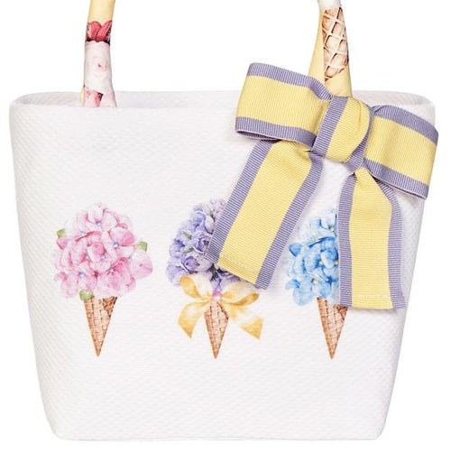 BALLOON CHIC - Ice Cream Bag - Yellow