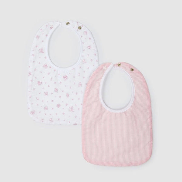 LARANJINHA - Bib Two Pack - Pink