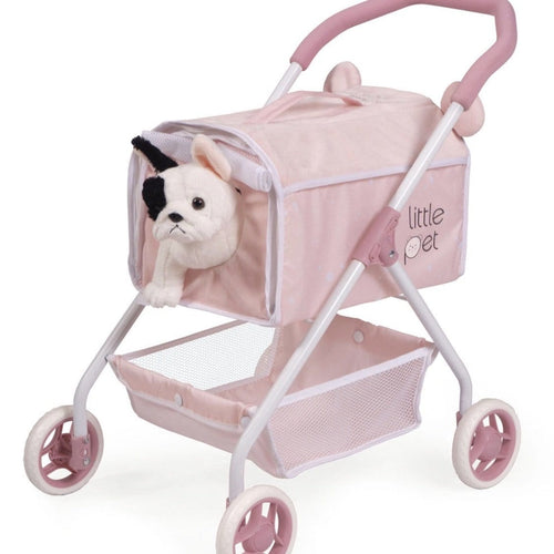 PRE ORDER LITTLE PET MY FIRST PET PRAM