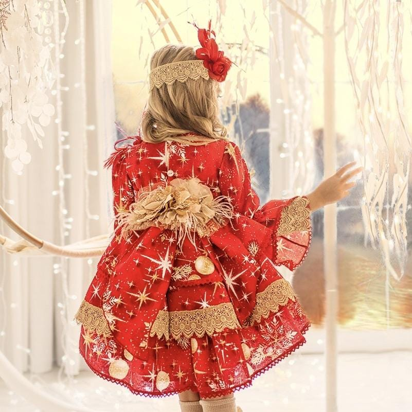 PRE ORDER DUERME SAFFILA CHRISTMAS EXCLUSIVE CELEBRATION DRESS