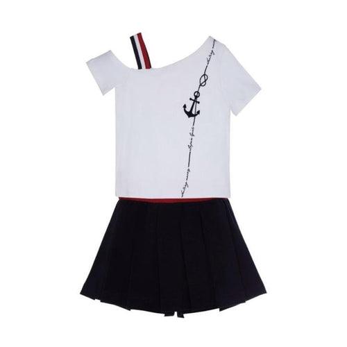 LAPIN HOUSE SAILOR OUTFIT
