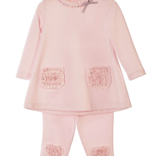 BIMBALO PINK FAIRY TWO PIECE SET