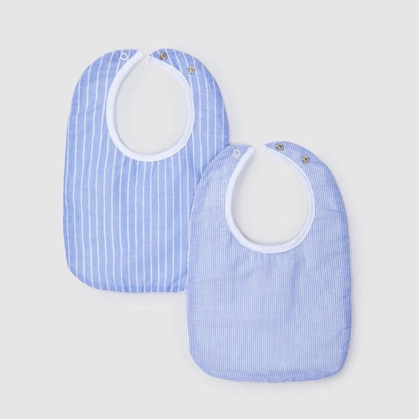 LARANJINHA - Bib Two Pack - Blue