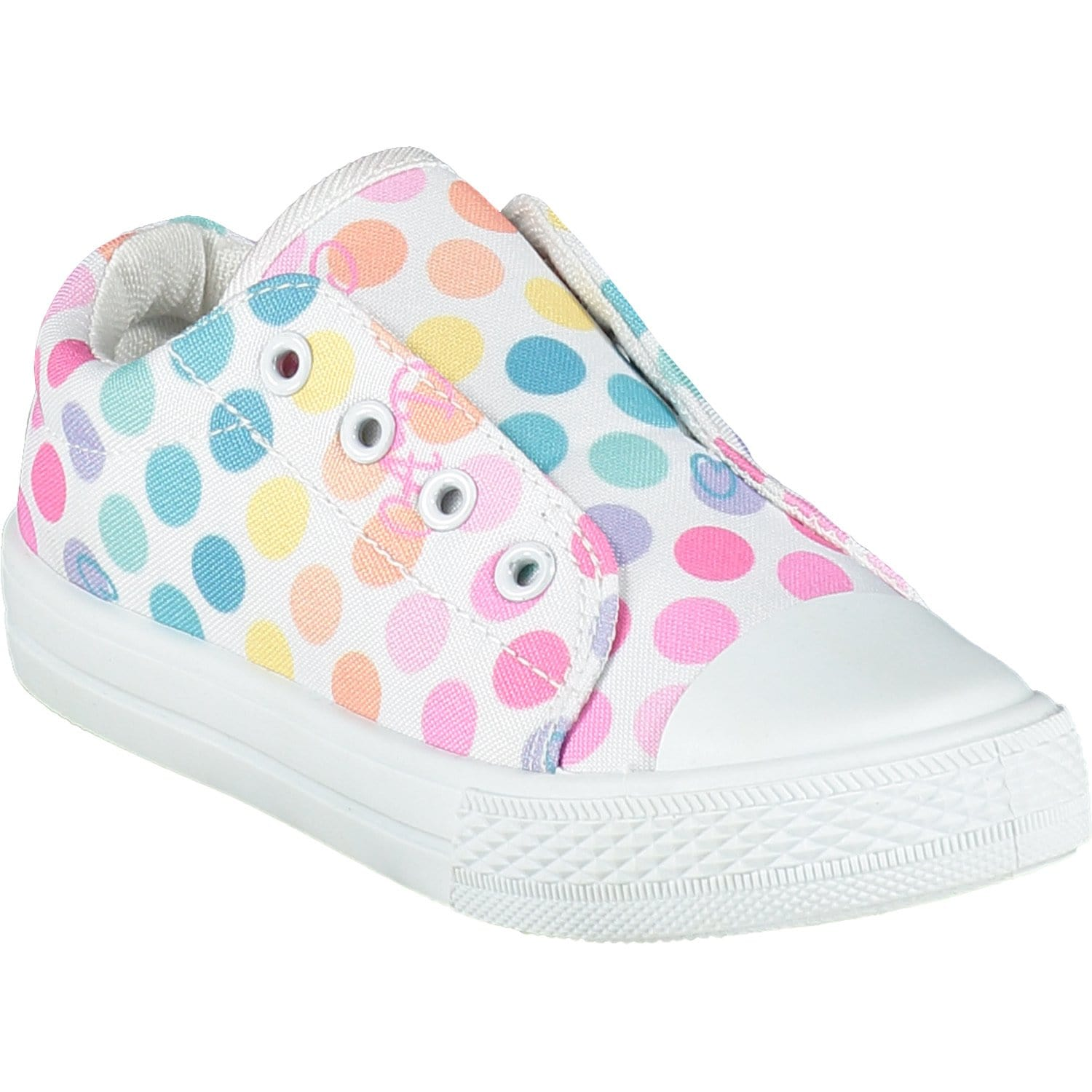 A DEE DOTTY CANVAS TRAINER