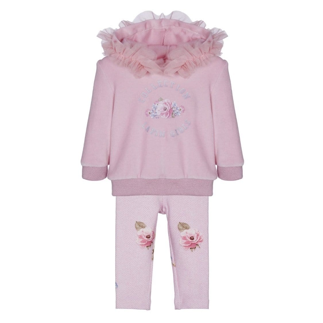 LAPIN HOUSE FLOWERS LEGGING SET