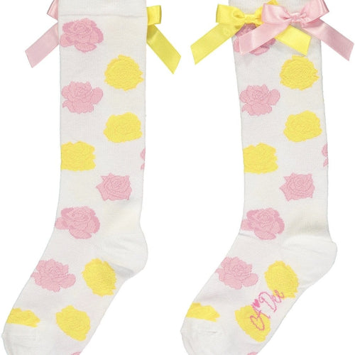 A DEE ROSE KNEE HIGH SOCKS BETHANY S202906