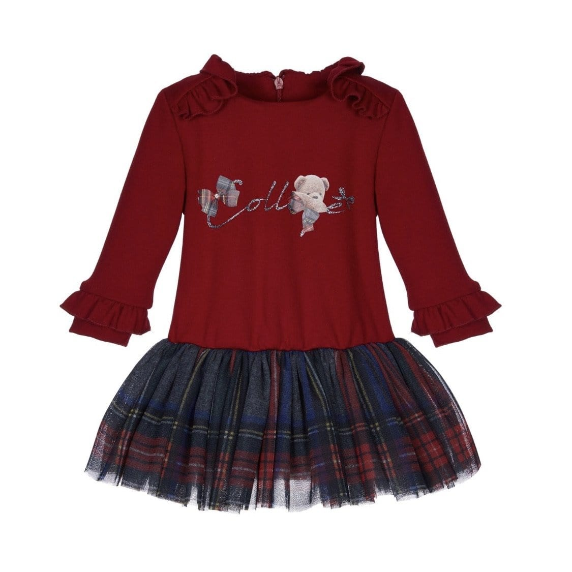 LAPIN HOUSE RED DRESS