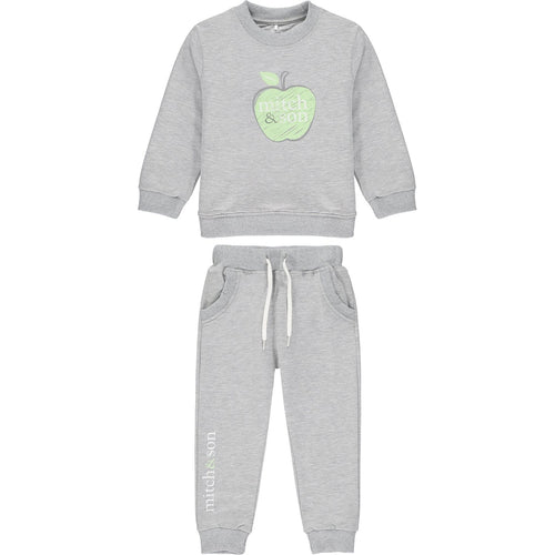 PRE ORDER MITCH & SON APPLE TRACKSUIT MS21309 GOVAN