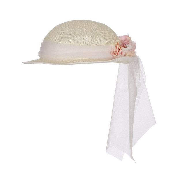 LAPIN HOUSE - Occasion Hat - Pale Pink