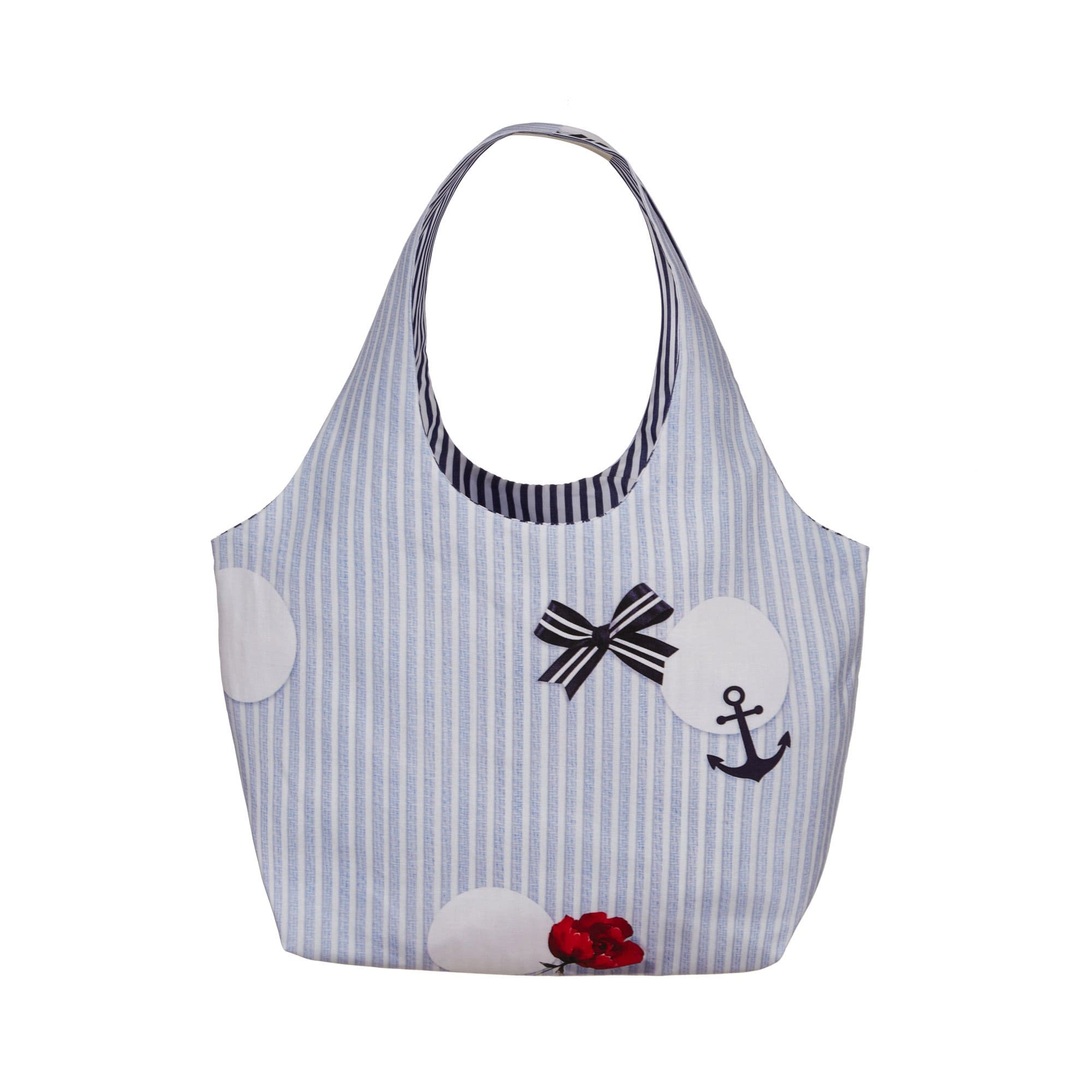 LAPIN HOUSE ANCHOR BAG