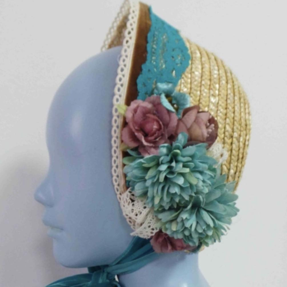 NINI BONNET HEADPIECE