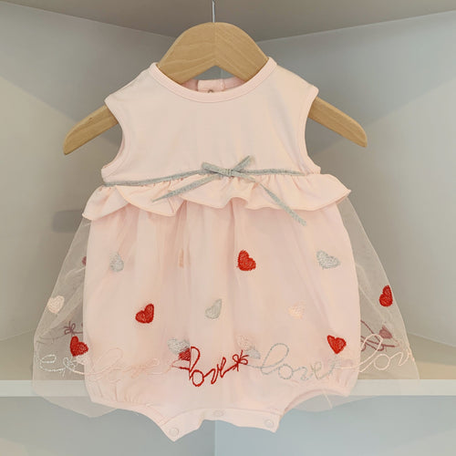 BARCELLINO LOVE ROMPER