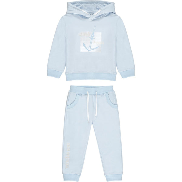 Mitch & Son - Hooded Tracksuit - Blue