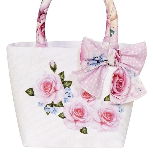 BALLOON CHIC - Rose Hand Bag - Pink