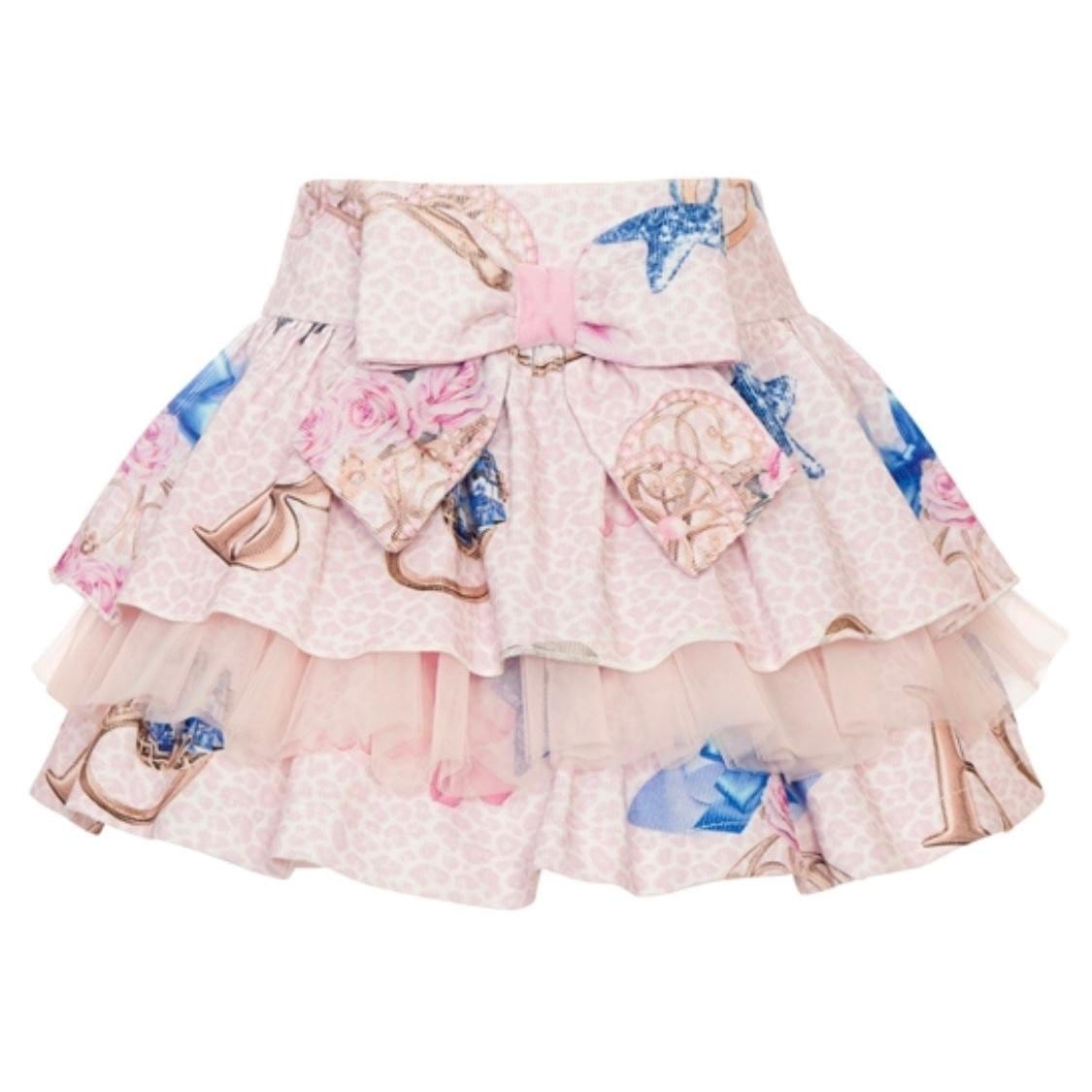 BALLOON CHIC ONCE UPON A TIME SKIRT SET