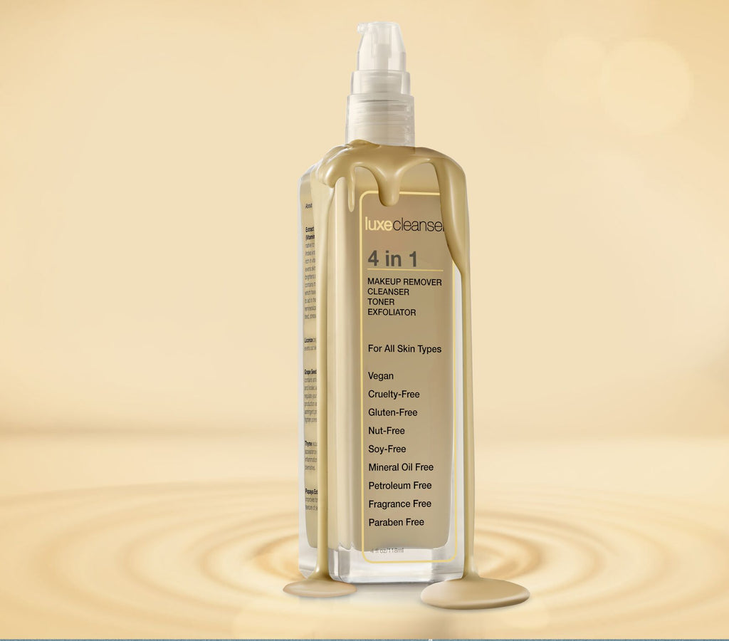 Luxe Beauty Luxe Lotion: Hyaluronic Acid Luxurious Lotion, Serum And Lip Balms