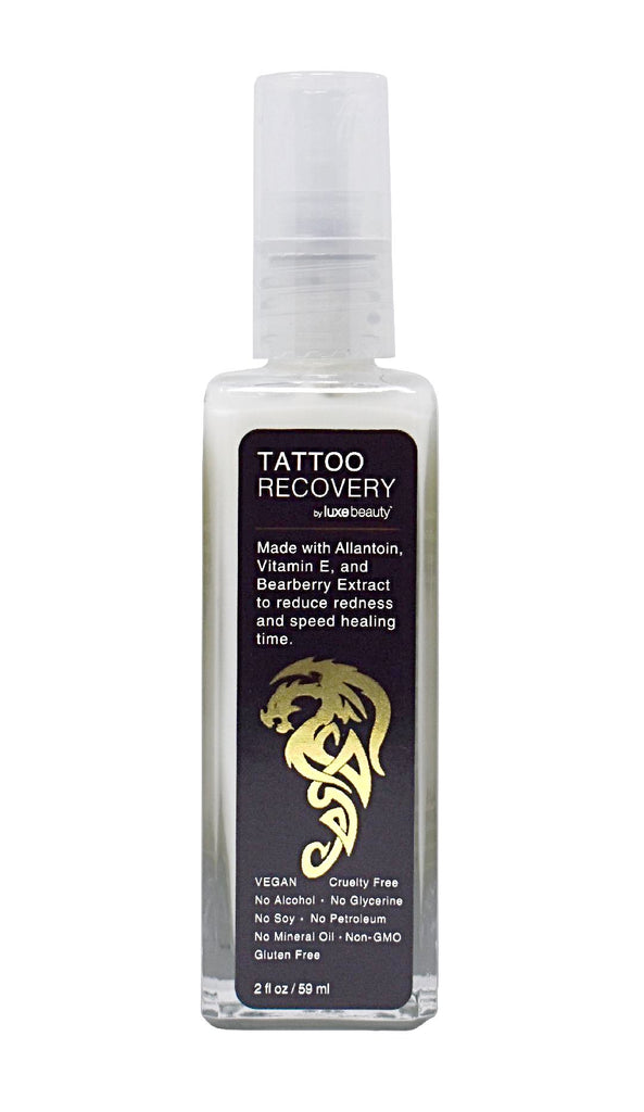 Tattoo Recovery & Brightening Cream