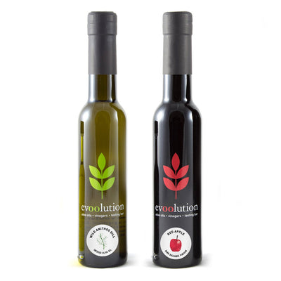 Dill Olive Oil + Red Apple Balsamic