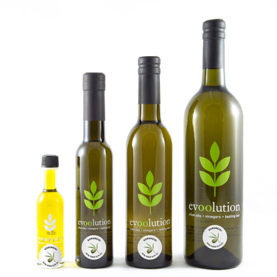 (Robust) Chilean Koroneiki Extra Virgin Olive Oil
