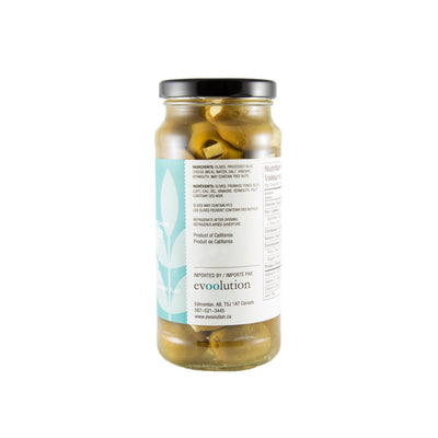 Vermouth Blue Cheese Stuffed Olives