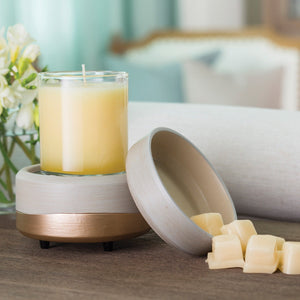 Urban Gold 2-in-1 Wax Warmer