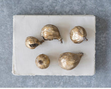 Decorative Figs / set of 5