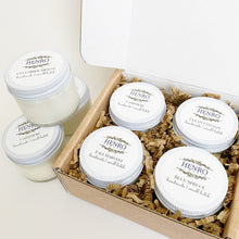 GIFT SET: Candle Sample 4-Pack