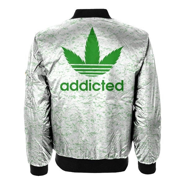Addicted Bomber Jacket
