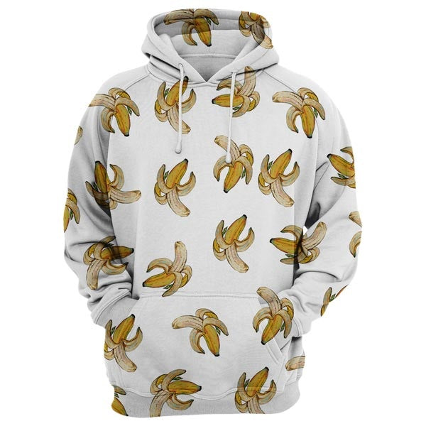 Bananas All Over Hoodie