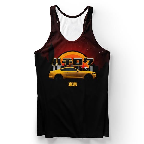 Taxi Nights Tank Top