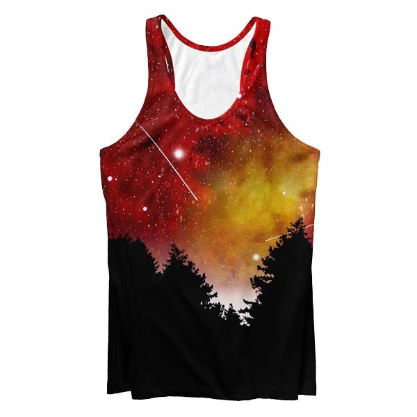 Red Lights Tank Top