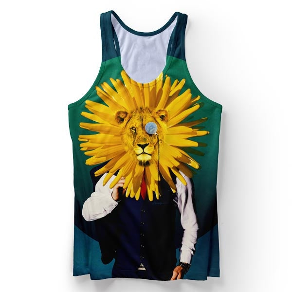 Dandy Lion Tank Top