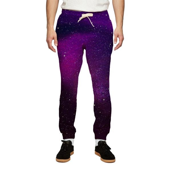 Purple UFO Sweatpants